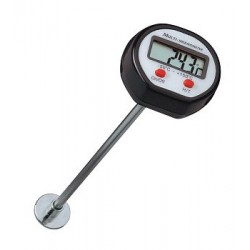 Mini termómetro de contacto desde -50ºC hasta +150 ºC