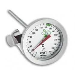 Termómetro analógico de penetración desde 0ºC a 300ºC