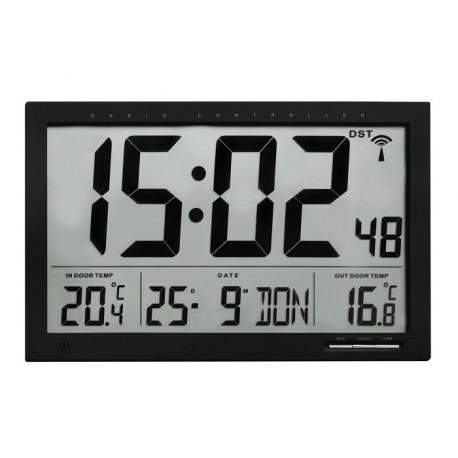 60.4510.01 Reloj-calendario Jumbo con temperatura interior y exterior