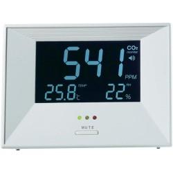 Medidor de Co2, temperatura y humedad CO-60
