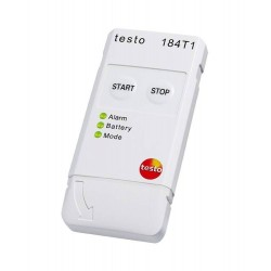 Data logger USB testo 184 T1 - Data logger de temperatura para la monitorización en transporte
