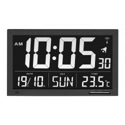 Reloj-calendario Jumbo con temperatura interior
