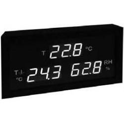 THTA-A4 Indicador led de temperatura ambiente, temperatura del agua y humedad especial piscinas