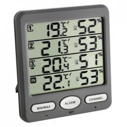 Termohigómetro multisensor TFA 30.3054.10