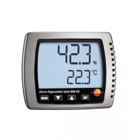 0560 6082 Termohigrómetro TESTO 608-H2 con alarma visual