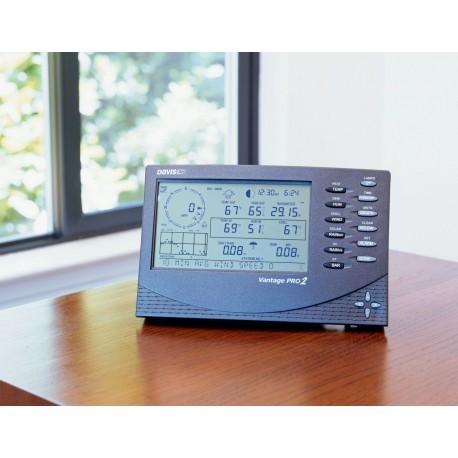 6312C Consola para Vantage Pro2™ cableada Davis Instruments
