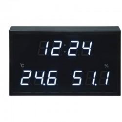 RTH - 30 Indicador de temperatura, humedad y hora. Termomed