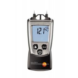 0560 6060 + CRT Testo 606-1 - Medidor de humedad en materiales con certificado de calibración ISO Testo