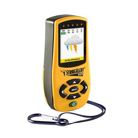 LD3000 Detector de tormentas StrikeAlert® HD Termomed