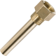 V-30 Vaina de latón para termómetro de 30 cm