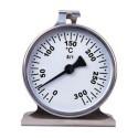 Termómetro para interior de horno con soporte y colgante hasta 300ºC