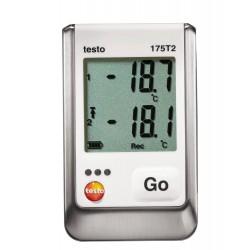 Data logger testo 175 T2 - Data logger de temperatura de dos canales + sonda externa