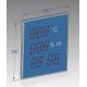 VTH110R Visualizador de temperatura, humedad y hora. Termomed