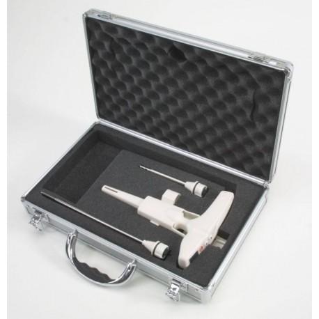 05631052 Termómetro testo 105 - Set completo con tres sondas y maletín