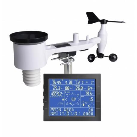 TE4000SE Estación meteorológica semiprofesional con conexión a internet mediante wifi TE4000SE