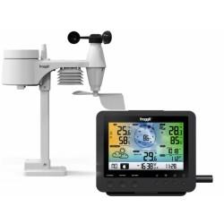 TE5500 Estación meteorológica semiprofesional con conexión a internet mediante wifi TE5500
