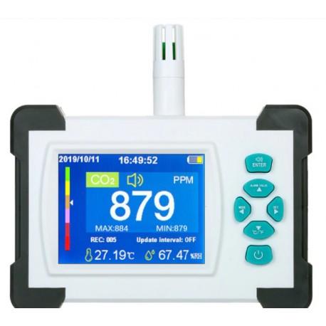 TE1500P Visualizador de CO2, temperatura y humedad TE1500P
