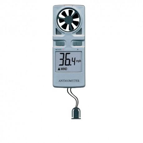 715111 Anemómetro digital portátil Termomed