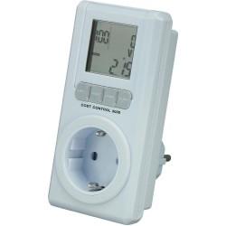 350107 Medidor de energia y consumo
