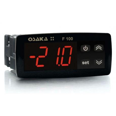 412601 Termostato F100 + sonda NTC Osaka