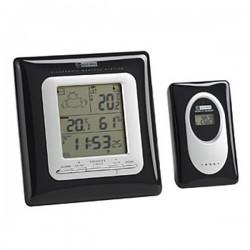 Estación digital con sensor externo de temperatura